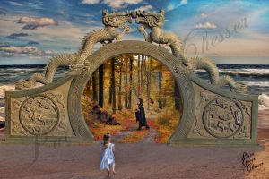 Mystery of Dragon Gate by PChesser