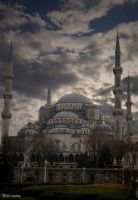 Blue Mosque by bedri-meha