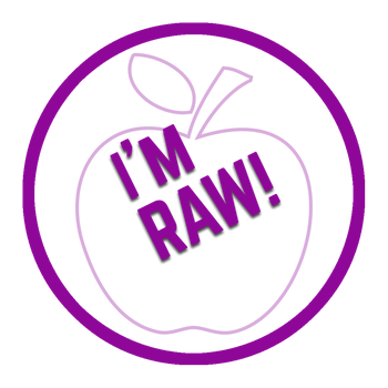 Symbol-I'm Raw by KaweiCZ