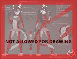 Cherry Reference v1.1 (not allowed for draw) by McTranceFox