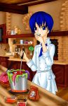 Cooking Time by Hoshi-Wolfgang-Hime
