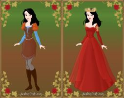 Snow White from 'Snow White and the Huntsman' by LadyAquanine73551
