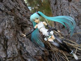 Hatsune Miku Append NEW fig by PokepictureFigurefun