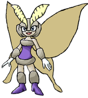 Flore The Moth Concept by Protoeyesore