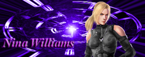 Nina Williams Tunnel of Light by WhiteAngel50000