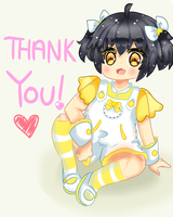 Thank you for 100+ watchers! by StarGamer01
