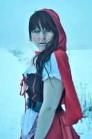 Frosty red riding hood by Lynnzee-Chii