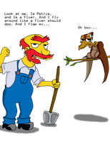 Request:Groundskeeper N Petrie by Night-Lion