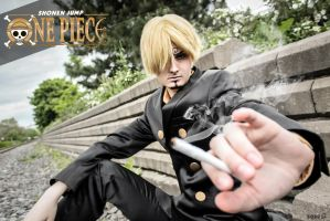 Timeskip Sanji cosplay by Suki-Cosplay