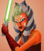 Ahsoka Tano by quickmind