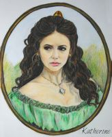 Katherine Pierce2 by LekSsy