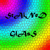 Stained glass by Poppin-Blue-Smartie