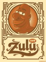 Cafe Zulu Brand by roberlan
