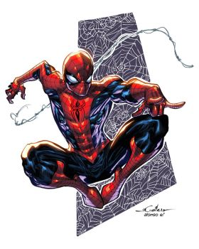 Spidey by AlonsoEspinoza
