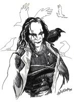 The Crow by axis000