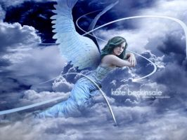 Kate Beckinsale Wallpaper by MP-Design