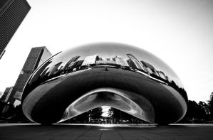 Cloud Gate 1 by Outspire