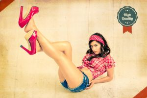 Pin up 02 by 42pixel