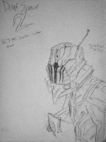 MY Dead Space 2 -Seeker- Armr. by bloodtrailkiller