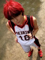 KnB: Burning like fire by cayra