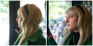 Gwen Stacy: Where are you, Peter? by HarleyTheSirenxoxo