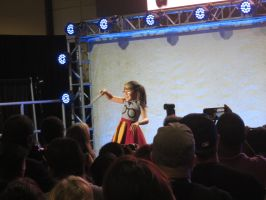 Comikaze Expo 2014: Geek Fashion Show 12 by iancinerate