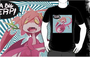 GET YOUR DERP Ru Ts by phation