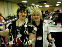 Sora and Roxas Cosplayers by Luxordtimet