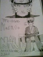 Sage Naruto for We Draw Naruto contest 2012 by furguylover