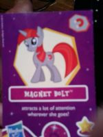 Magnet Bolt Card by Ask-KarkatVantus