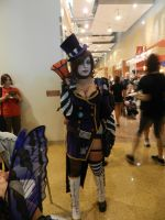 Phoenix Comicon 2015 Mad Moxxi by Demon-Lord-Cosplay