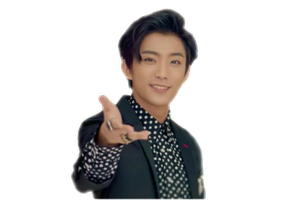 B1A4 Gongchan PNG by HasnaSone