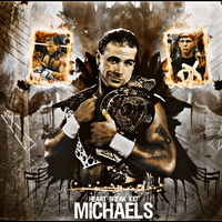 Shawn Michaels Poster by RaTeD-Gfx