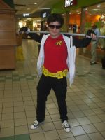 Casual Tim Drake by Santy-Orm