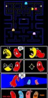 Pac-man Returns...Forever! by BThomas64