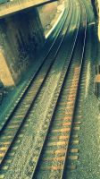 Down By The Tracks by ausr0tten