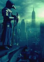 The Executioner by adrianoampb