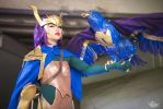 League: We're in this Together by xXSnowFrostXx