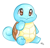 Squirtle by Natx-chan