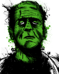 Frankenstein's  Monster by Garcho