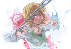 Kurapika Will Mess You Up by Nick-Ian