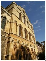 Rochester Cathedral 005 (20.09.13) by LacedShadowDiamond