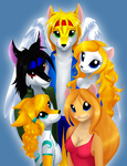 Brothers and sisters by NetsaTC