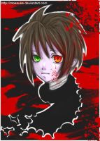 Bloody by moesuke