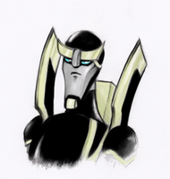 Prowl Sketch by Crococheese