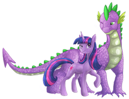 Friends for life by Amirah-the-cat
