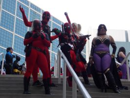 AX2014 - Marvel/DC Gathering: 106 by ARp-Photography