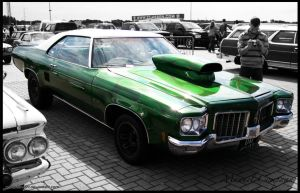 1971 Olds Delta 88 Royale by compaan-art