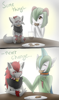 PMD-E: Some Things... by MiaMaha