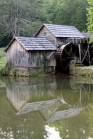 Mabry Mill by Daemare